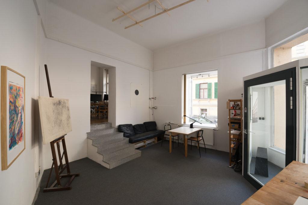 Atelier Rechbauerstraße 46 – Malerei, Skulptur, Keramik