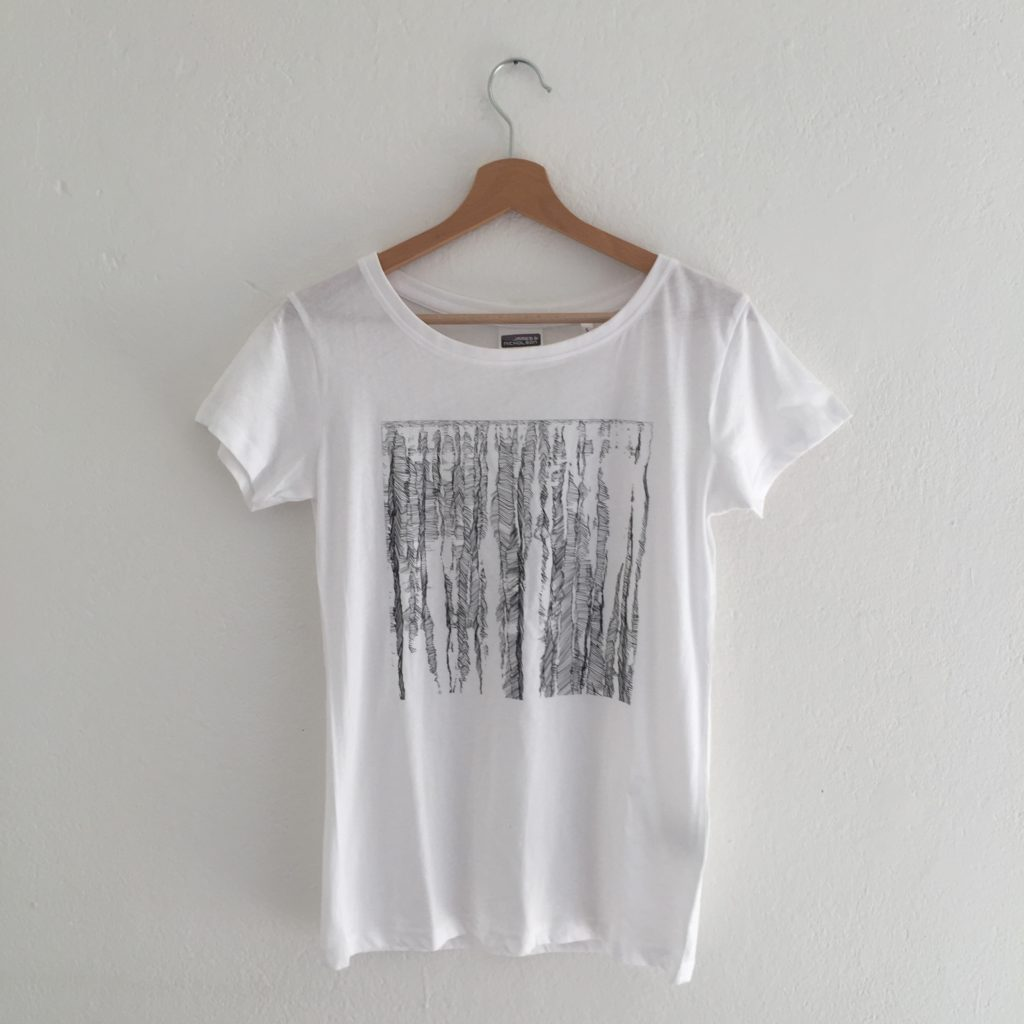 Matthias Jäger Generative Gestaltung T-Shirt